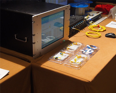 光纤全光链路在线监测管理系统
